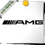 Эмблема AMG