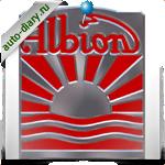 Эмблема Albion