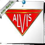 Эмблема Alvis