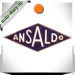 Эмблема Ansaldo