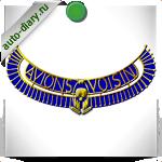 Эмблема Avions Voisin