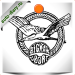Эмблема Bignan