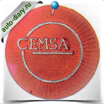 Эмблема Cemsa
