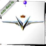 Эмблема Chrysler Crown