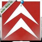 Эмблема Citroen old