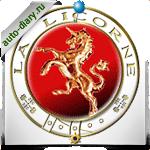 Эмблема Corre La Licorne