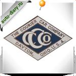 Эмблема Courier
