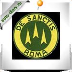 Эмблема De Sanctis