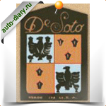 Эмблема De Soto