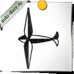 Эмблема Dornier