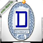 Эмблема Durant 2