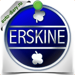 Эмблема Erskine