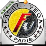 Эмблема Facel Vega