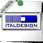 Эмблема Italdesign
