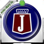Эмблема Jensen