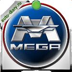 Эмблема Mega