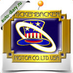 Эмблема Rickenbacker