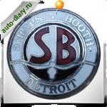 Эмблема Scripps Booth Detroit