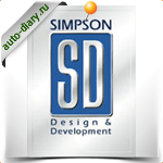 Эмблема Simpson