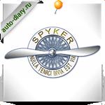 Эмблема Spyker