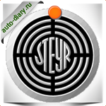Эмблема Steyr logo