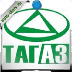 Эмблема Tagaz