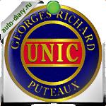 Эмблема Unic