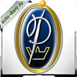 Эмблема Vanden Plas