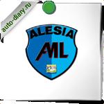 Эмблема Alesia