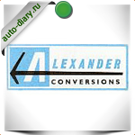 Эмблема Alexander