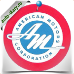 Эмблема American motors