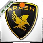 Эмблема Arash