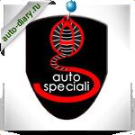 Эмблема Auto speciali