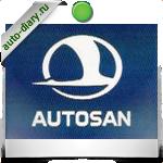 Эмблема Autosan
