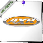 Эмблема Axr