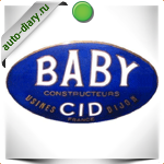 Эмблема Baby
