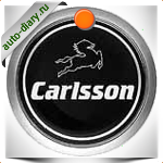 Эмблема Carlsson