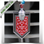 Эмблема Chevrolet monte carlo