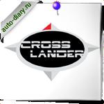 Эмблема Cross lander