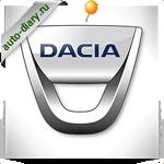 Эмблема Dacia new