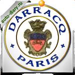 Эмблема Darracq
