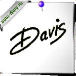 Эмблема Davis
