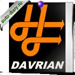 Эмблема Davrian