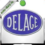 Эмблема Delage