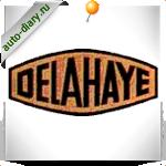 Эмблема Delahaye