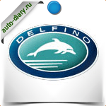 Эмблема Delfino