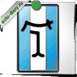 Эмблема Detomaso