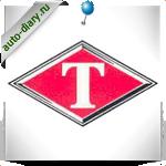 Эмблема Diamond t