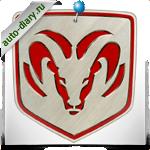 Эмблема Dodge