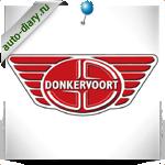 Эмблема Donkervoort